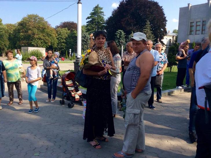 Народні Герої України вклонилися полеглим бійцям з Хмельниччини - фото 15