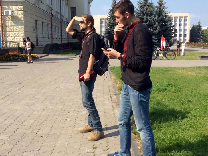 Народні Герої України вклонилися полеглим бійцям з Хмельниччини - фото 4
