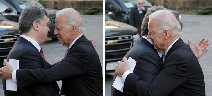 Як гаряче обіймаються та цілуються українські політики - фото 2