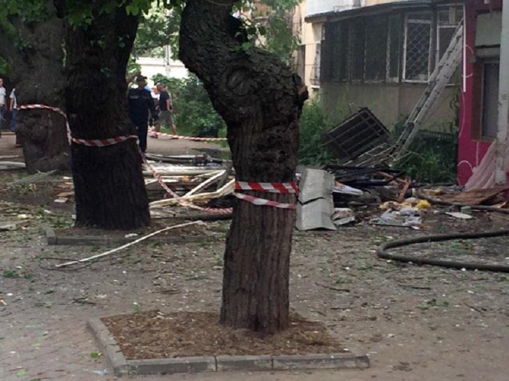 Нові подробиці смертельного вибуху в Одесі - фото 1