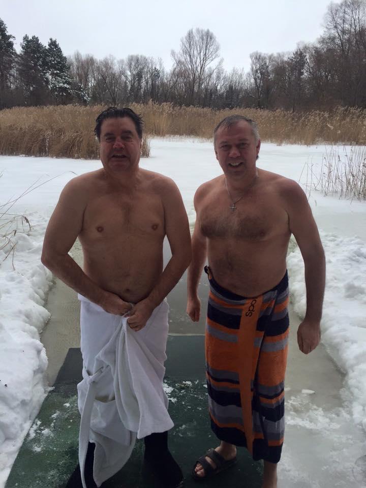 Як українські політики гріхи в ополонці змивали (ОНОВЛЕНО) - фото 11