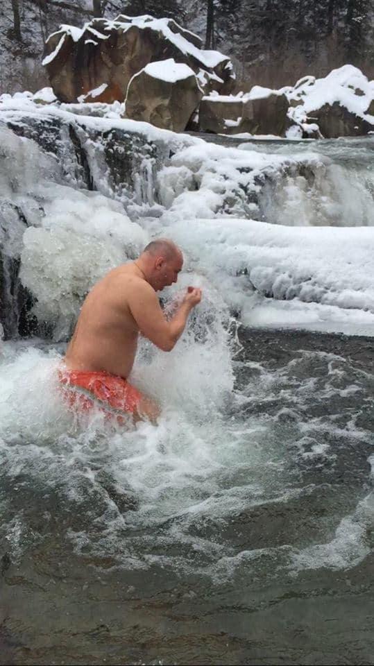 Як українські політики гріхи в ополонці змивали - фото 3