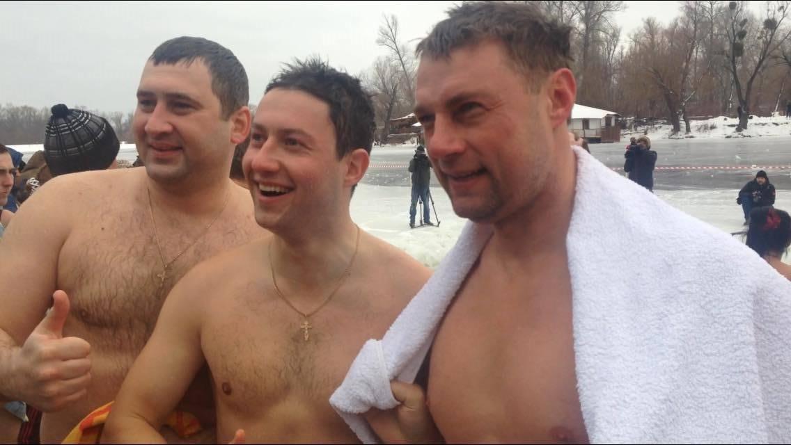Як українські політики гріхи в ополонці змивали (ОНОВЛЕНО) - фото 5