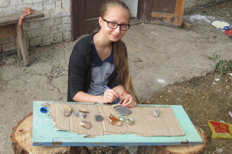 Біля вінницьких Мурів знову шукають артефакти (ФОТОРЕПОРТАЖ) - фото 8