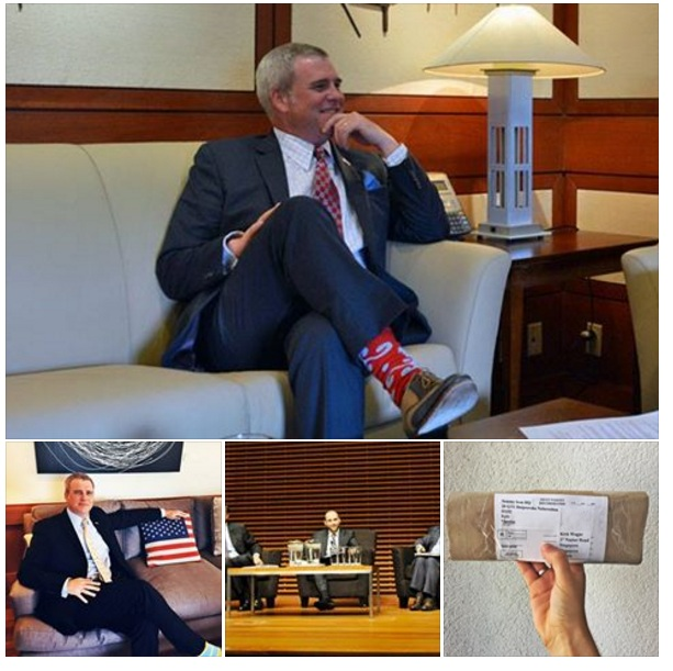 Співзасновник Sammy Icon: патріотична символіка на шкарпетках - це занадто - фото 5