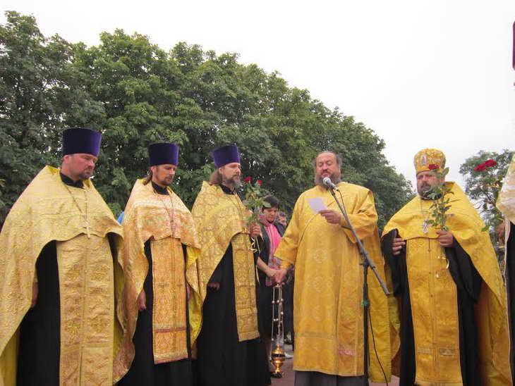 На Могилі Івана Сірка козаки закликали до єднання та не виключали, що центром об'єднання українського козацтва стане саме Запоріжжя - фото 4