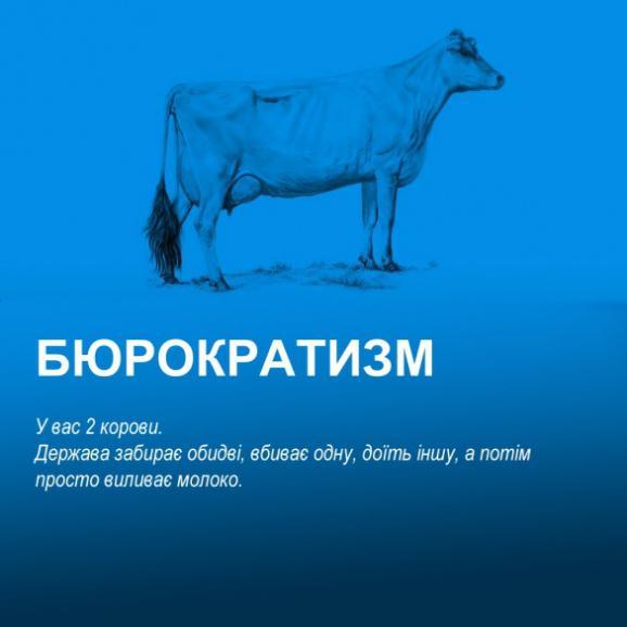 """""""У вас є дві корови..."""": Жартівливе пояснення світової економіки стало хітом мережі - фото 5"""