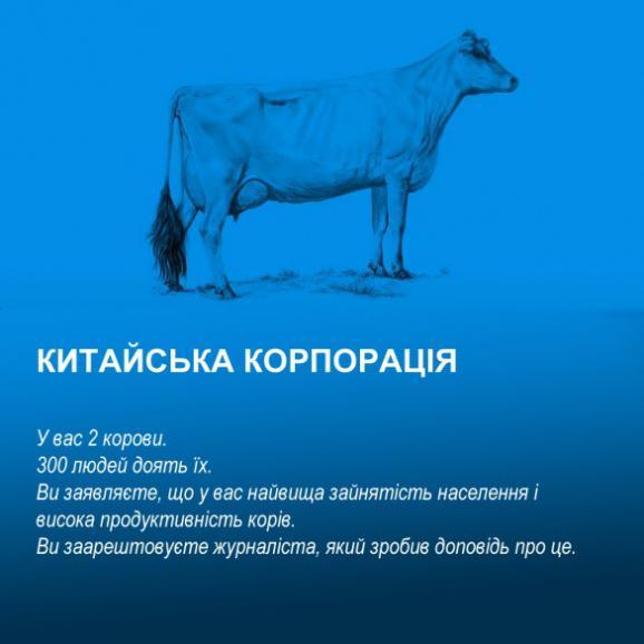 """""""У вас є дві корови..."""": Жартівливе пояснення світової економіки стало хітом мережі - фото 12"""