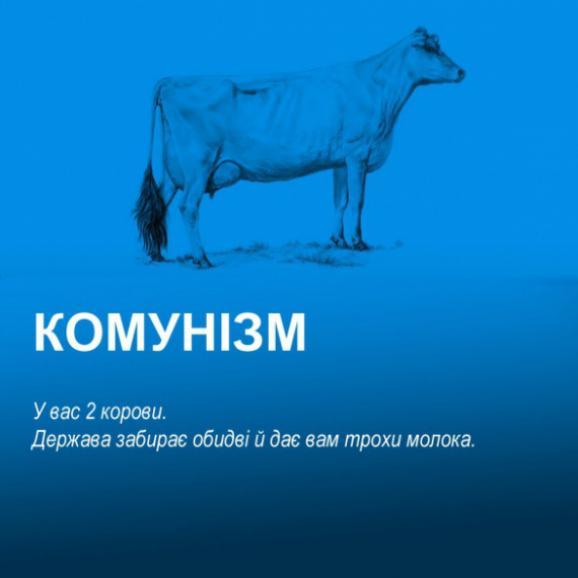 """""""У вас є дві корови..."""": Жартівливе пояснення світової економіки стало хітом мережі - фото 1"""