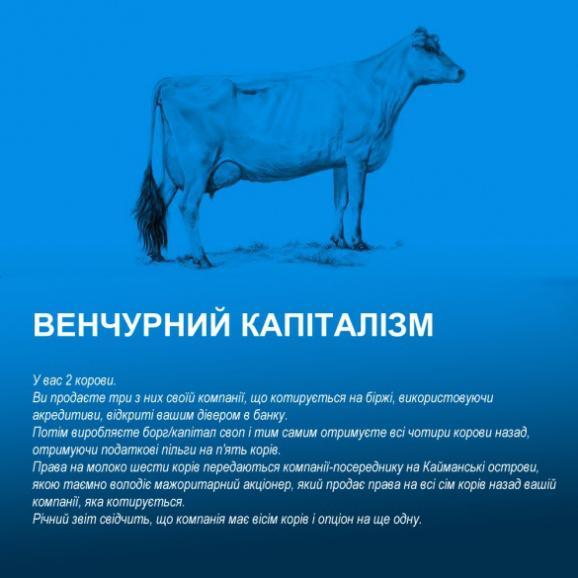 """""""У вас є дві корови..."""": Жартівливе пояснення світової економіки стало хітом мережі - фото 16"""