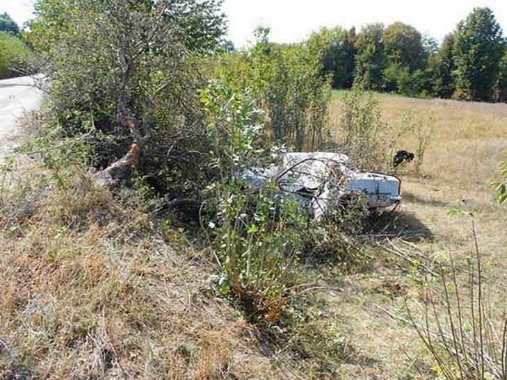 На Вінниччині водій легковика розбився насмерть - фото 2