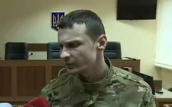 """""""Азовця"""" Краснова виписали з лікарні. Він прибув у суд - фото 1"""