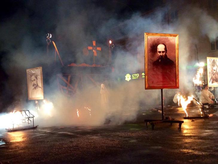 """Хмельничани бачили """"Сни за Кобзарем"""" - фото 10"""