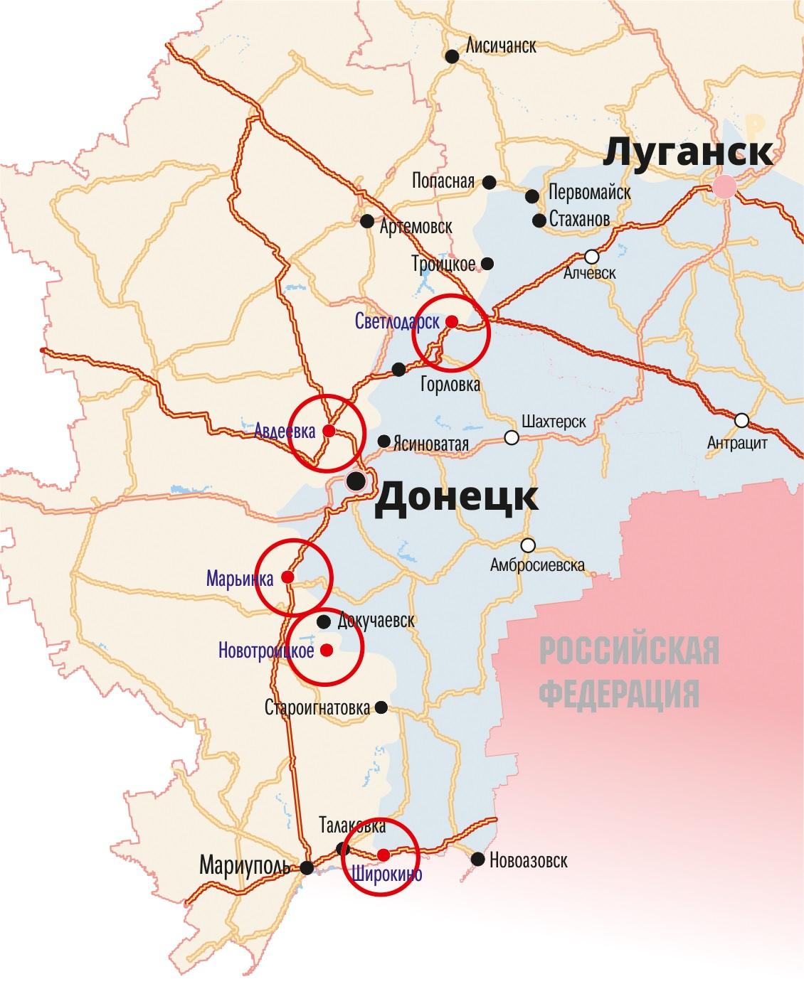 """Навіщо Україна розпочала """"повзучий наступ"""" на Донбасі - фото 1"""