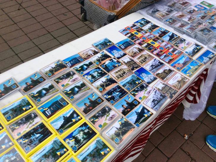 Хмельницька центральна вулиця перетворилася в святковий ярмарок - фото 6