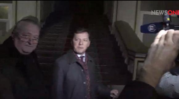 """Ляшко зі своїми орлами влаштував """"облаву"""" на дніпропетровську прокуратуру - фото 1"""