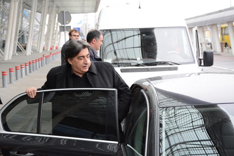Віце-президент ФІДЕ прибув у Львів - фото 1