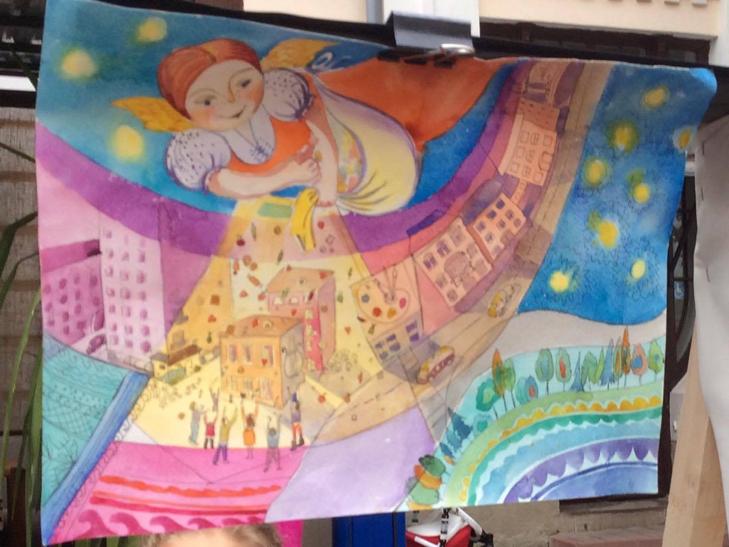 Хмельницька центральна вулиця перетворилася в святковий ярмарок - фото 9