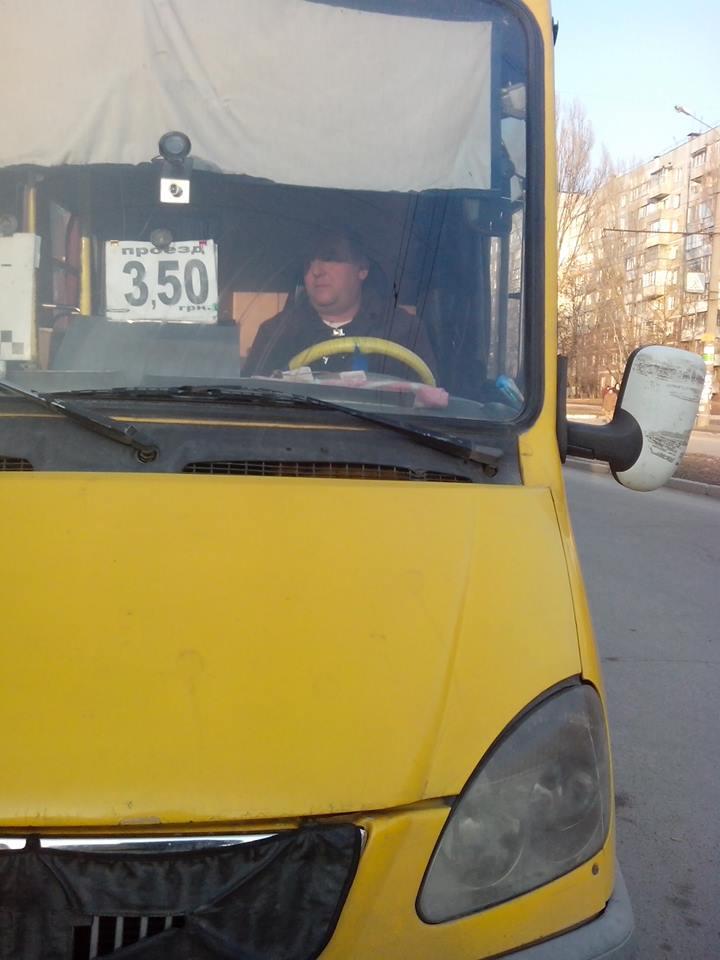 """Запорізький маршрутник військовому: """"Не морочте мені голову зі своєю Україною"""" - фото 7"""