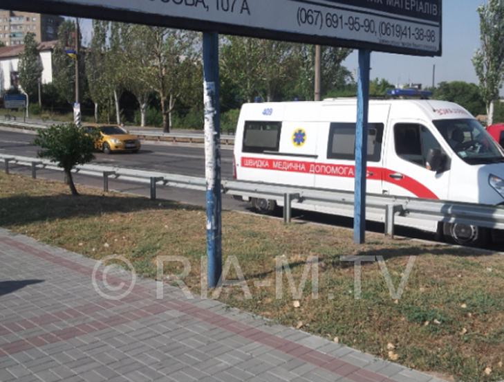 У центрі Мелітополя знайшли чоловіка без ознак життя  - фото 1