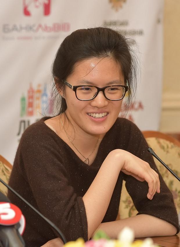 Як у Львові пройшла п'ята партія матчу за світову шахову корону - фото 4