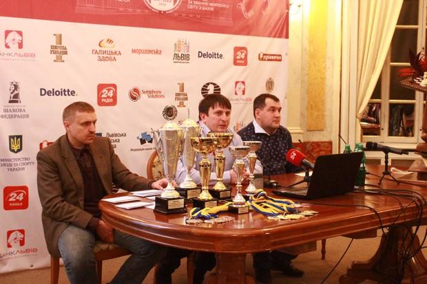 У Львові перемогла найсильніша шахістка, - експерт - фото 1