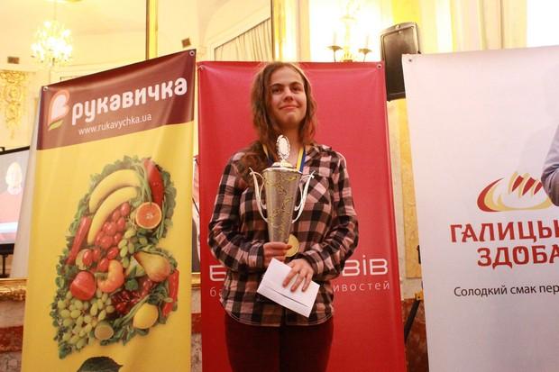 У Львові перемогла найсильніша шахістка, - експерт - фото 2