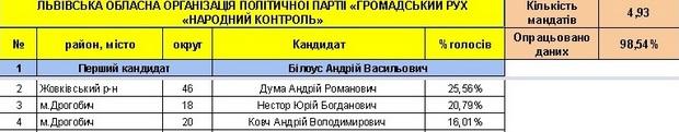 Хто став депутатами нової Львівської облради (СПИСОК) - фото 8