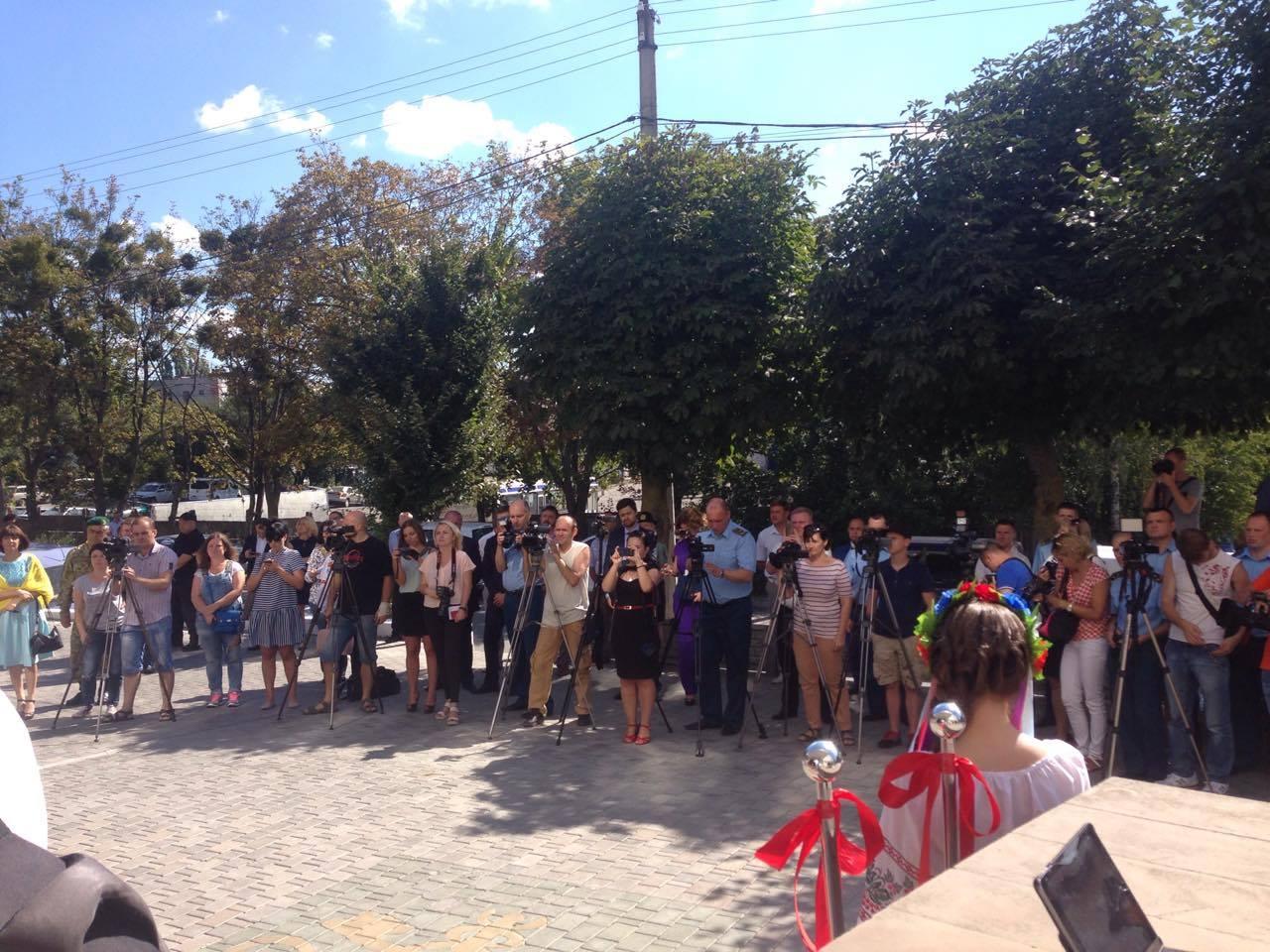 Насіров у Хмельницькому відкриває Регіональний кінологічний навчальний центр - фото 1