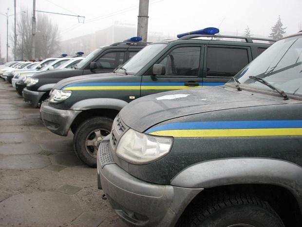 Молоде поповнення військової частини 3033 Нацгвардії України вийшло на патрулювання вулиць обласного центру - фото 9