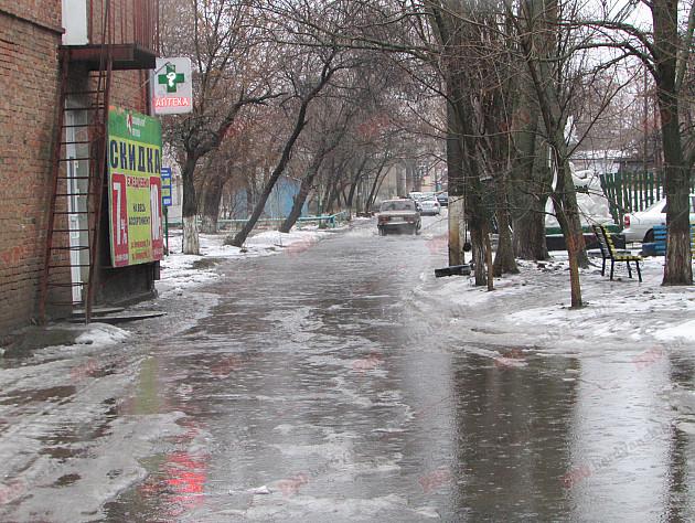 Бердянські комунальники проігнорували прихід зими - фото 5
