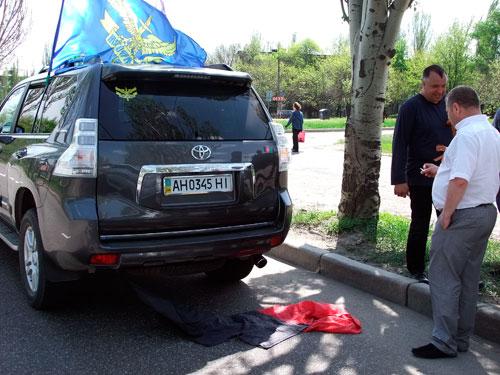 """До Майдану """"Ніхто крім нас"""" розганяли проукраїнські акції у Донецьку - фото 2"""