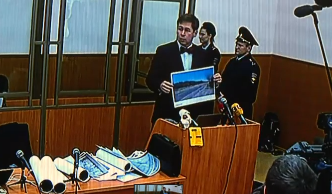 Російський суддя пригрозив вивести Савченко із зали суду - фото 2