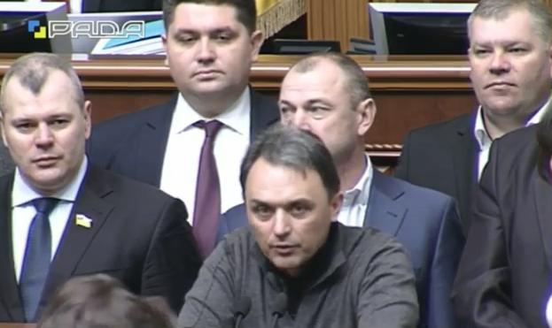 """Нардепи Яценюка звинуватили """"Самопоміч"""" у саботажі  - фото 2"""