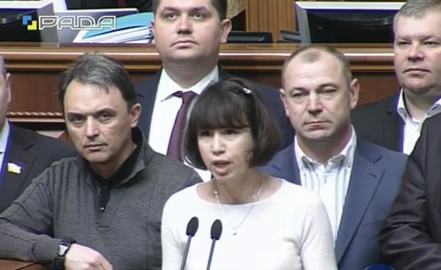 """Нардепи Яценюка звинуватили """"Самопоміч"""" у саботажі  - фото 1"""