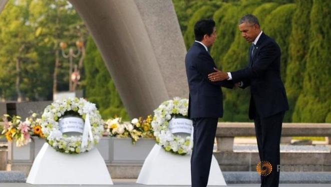 США несобираются извиняться забомбардировку Хиросимы