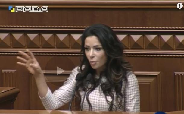 Співачка Ляшка склала депутатський мандат - фото 1