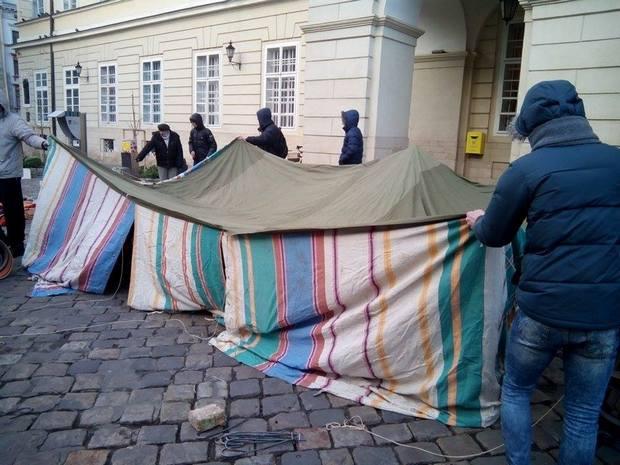 Квартирний Майдан у Львові: як лякатимуть Садового - фото 4