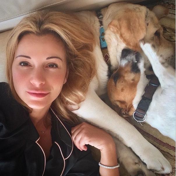 Ольга орлова макияж фото
