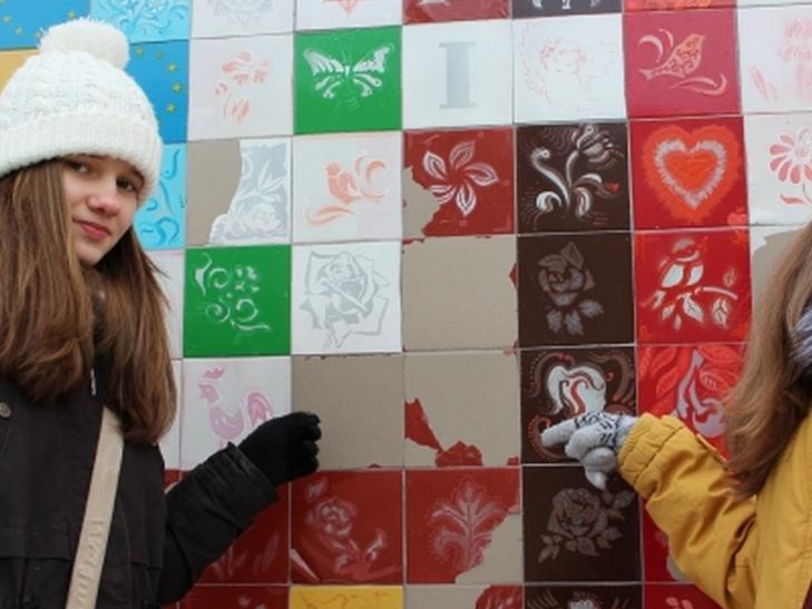 Зруйновану мозаїку біля центрального парку цьогоріч не реставруватимуть - фото 1