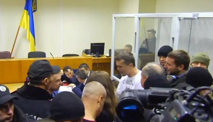Дебошир Парасюк знову прийшов в суд на Корбаном - фото 1