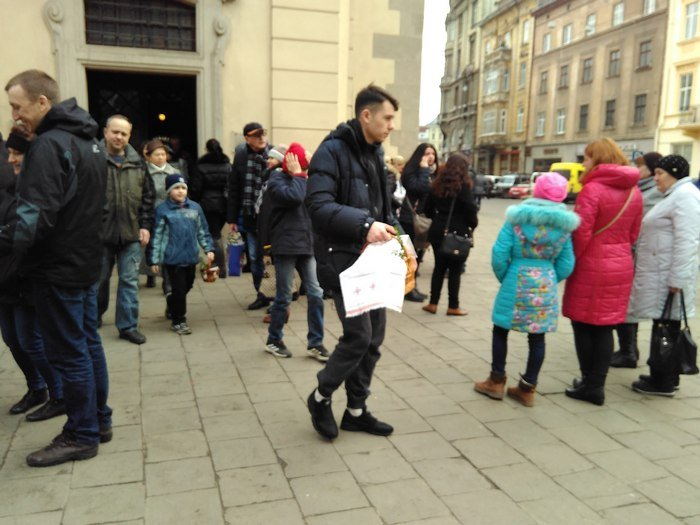 У Львові вже освятили паски - фото 3