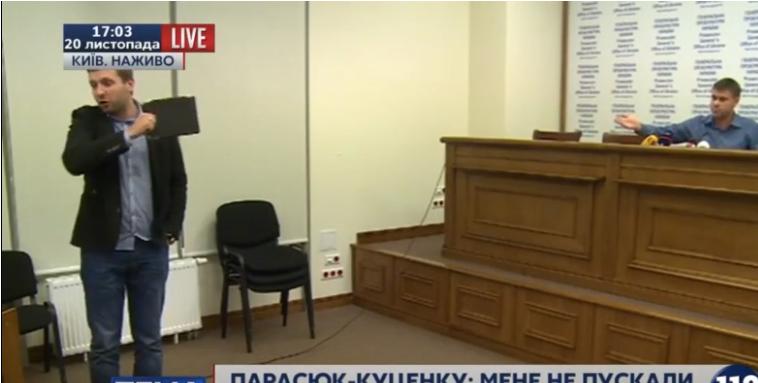 Парасюк завітав на допит в ГПУ в прямому ефірі - фото 3