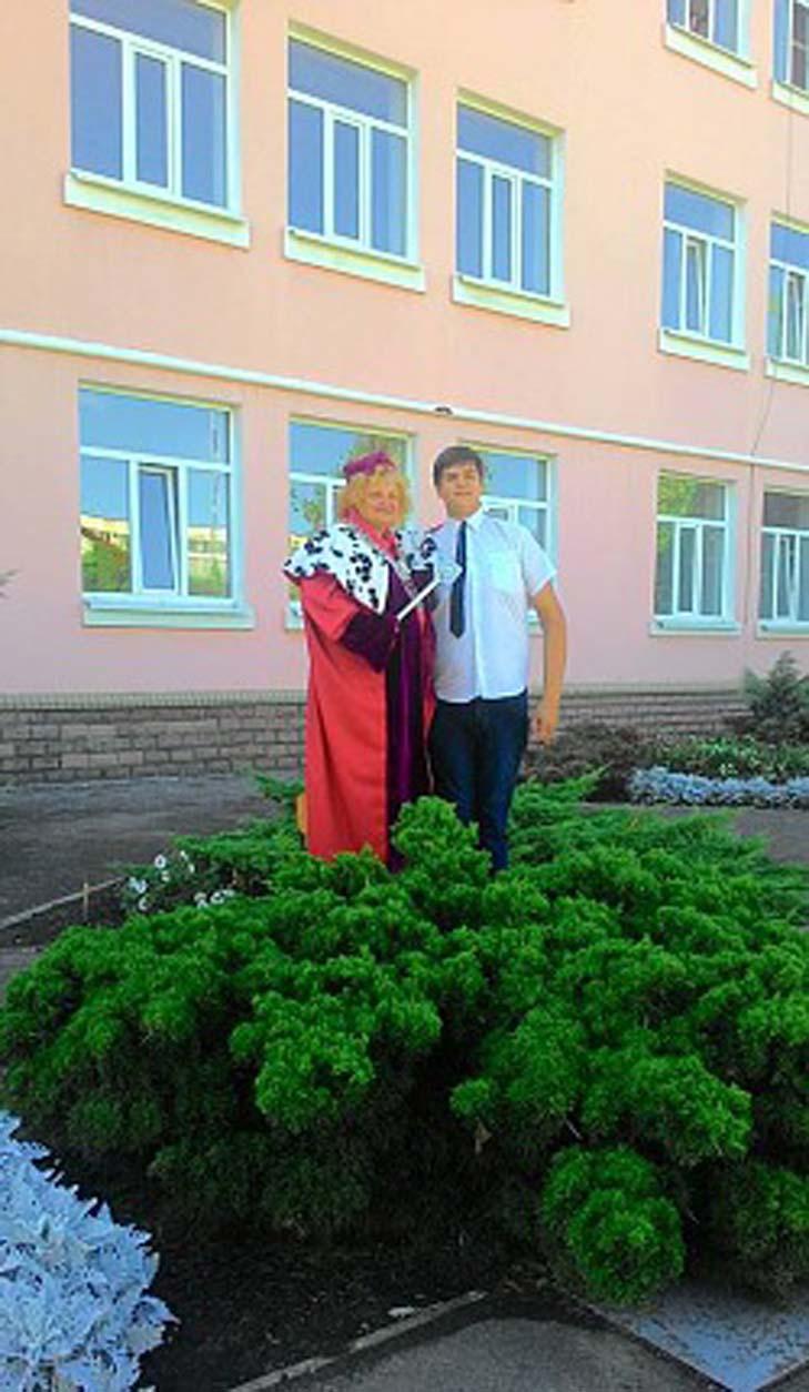 У Бердянську навчатиметься найвищий першокурсник України - фото 1