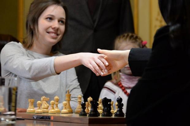 Як у Львові розпочали грати у шахи - фото 1
