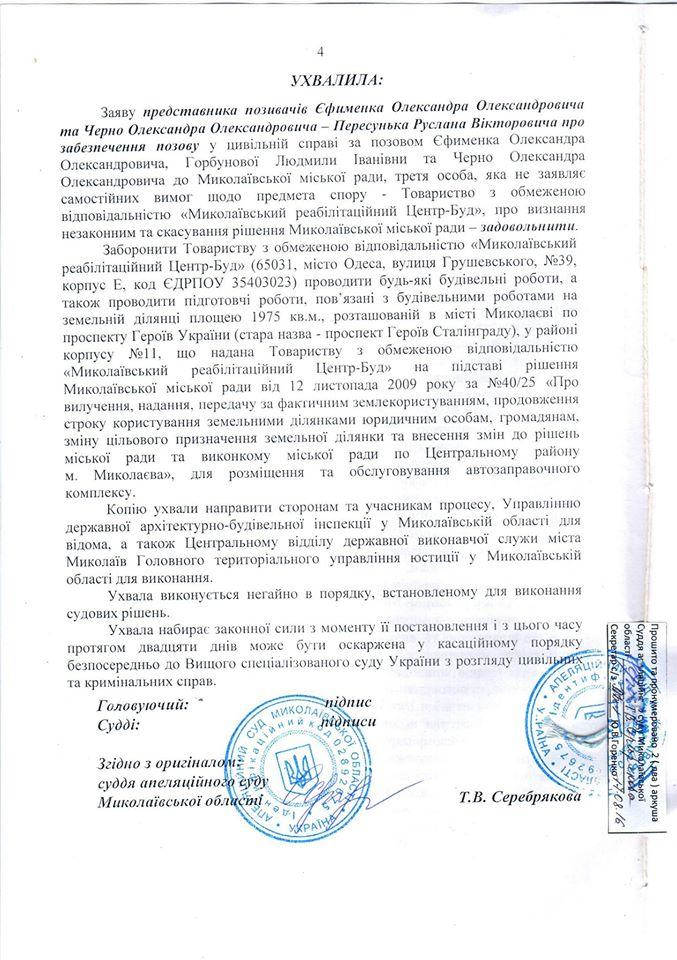 Суд тимчасово заборонив будівництво скандальної АЗС в Соляних