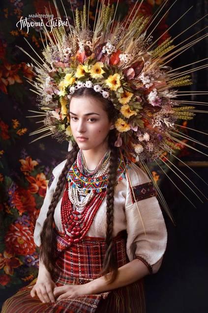 Як українки вбиралися на свята понад 100 років тому  - фото 4