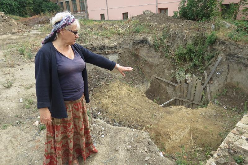 Біля вінницьких Мурів знову шукають артефакти (ФОТОРЕПОРТАЖ) - фото 5