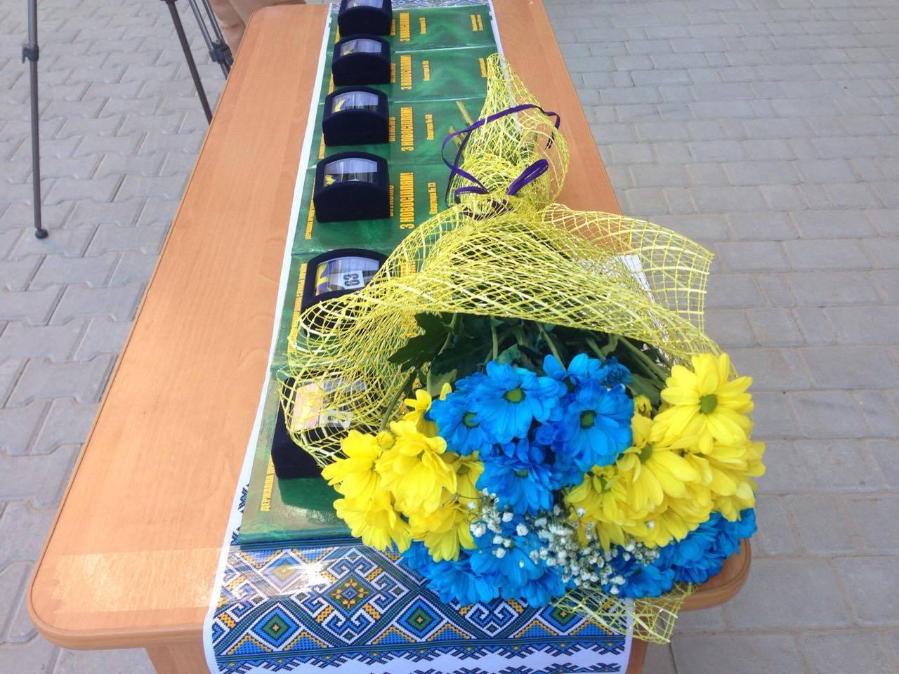 У Хмельницькому 12 родин АТОшників отримали житло - фото 1