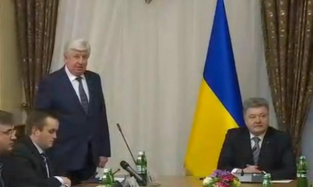 Порошенко та Шокін представили головного антикорупційного прокурора  - фото 2